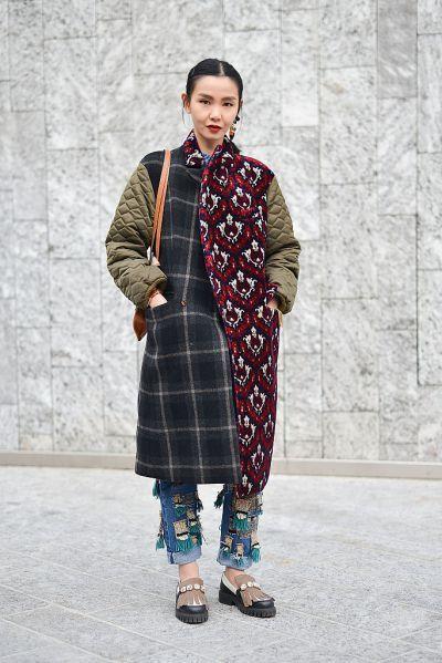 Impressive Street Style from Men's Fashion Week