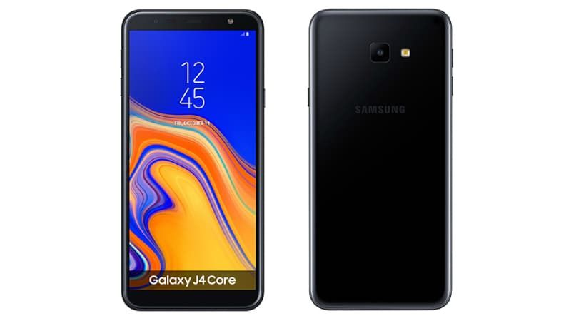 Samsung Galaxy J4 Core Running Android Go With 6 Inch Hd Display 3300mah Battery Unveiled Jknewsreport Newsindia As For Your K Galaxy Samsung Samsung Galaxy