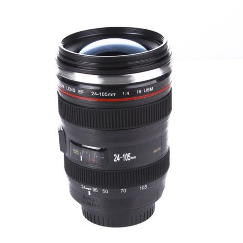 Caniam Cup As Canon Camera Lens Ef 24 105mm Water Coffee Tea Mug Travel Thermos Ebay Camera Lenses Canon Camera Lens Best Camera Lenses