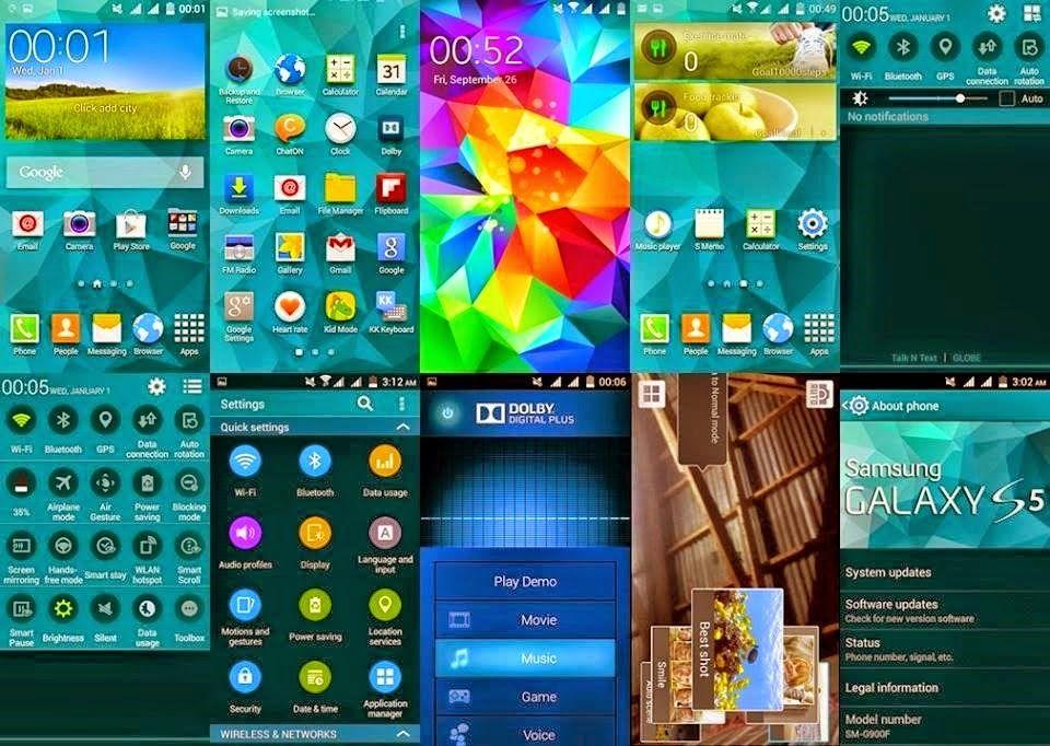 Custom ROM Galaxy S5 For Evercoss A7V http://www.dunia-android.net/2015/02/custom-rom-galaxy-s5-for-evercoss-a7v.html