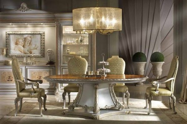 High End Interior Design Furniture ~ High end modern dining table mystical andforesight