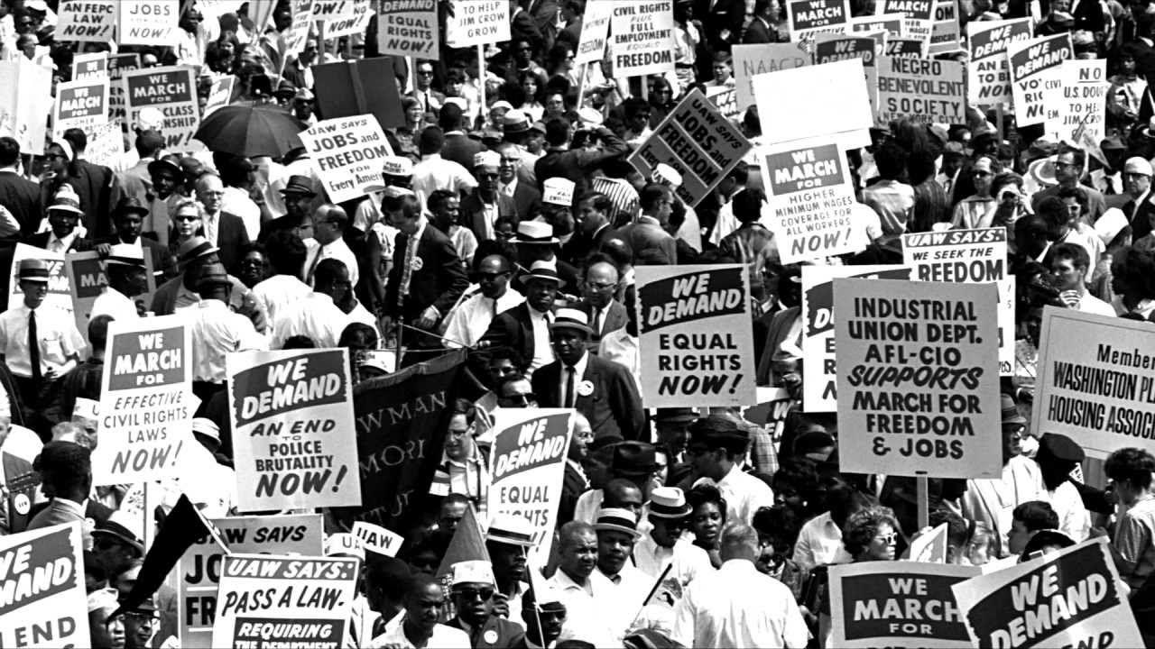 Mlk jr tribute photo civil rights leaders washington