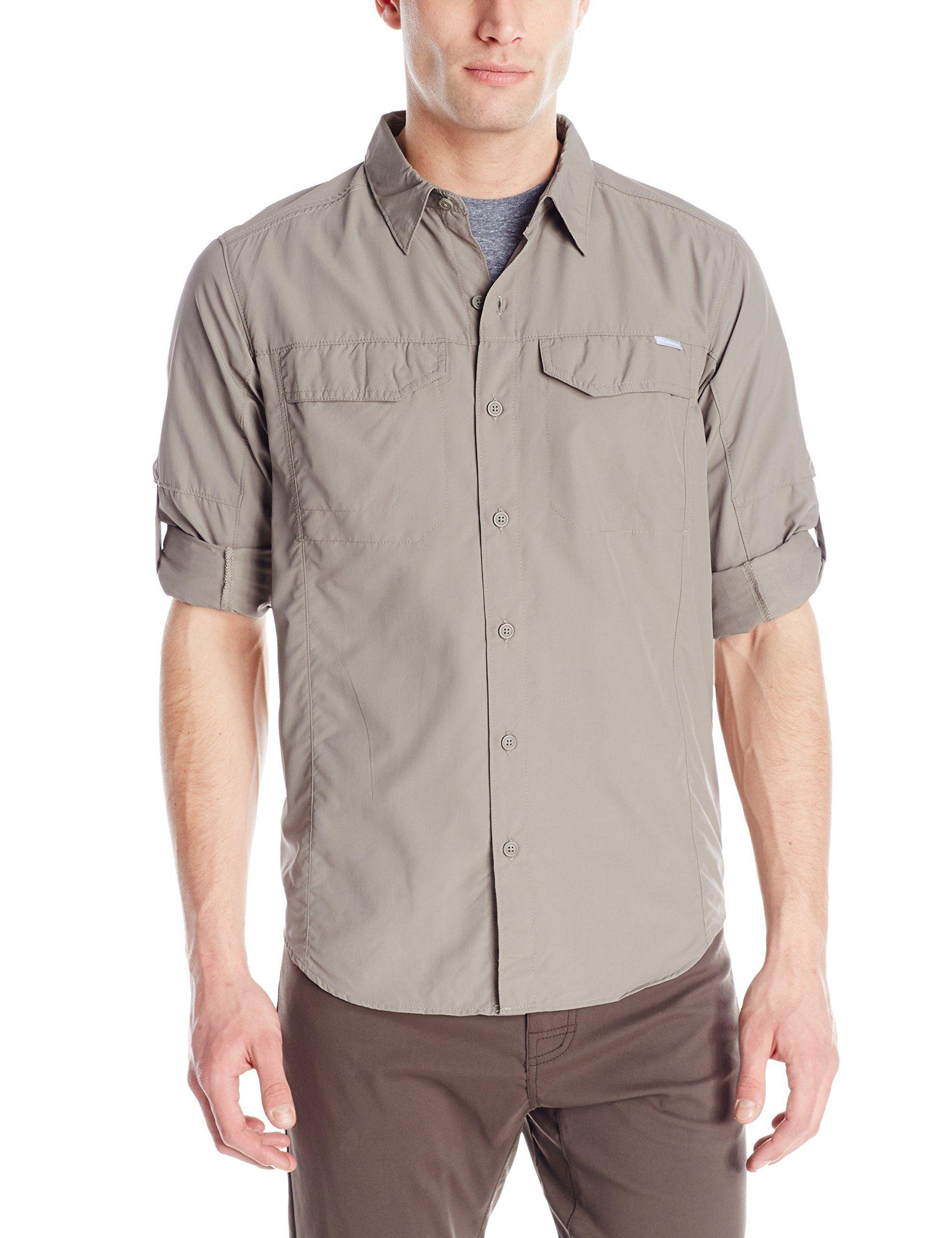 Columbia Mens Royce Peak II Plaid Short Sleeve Shirt