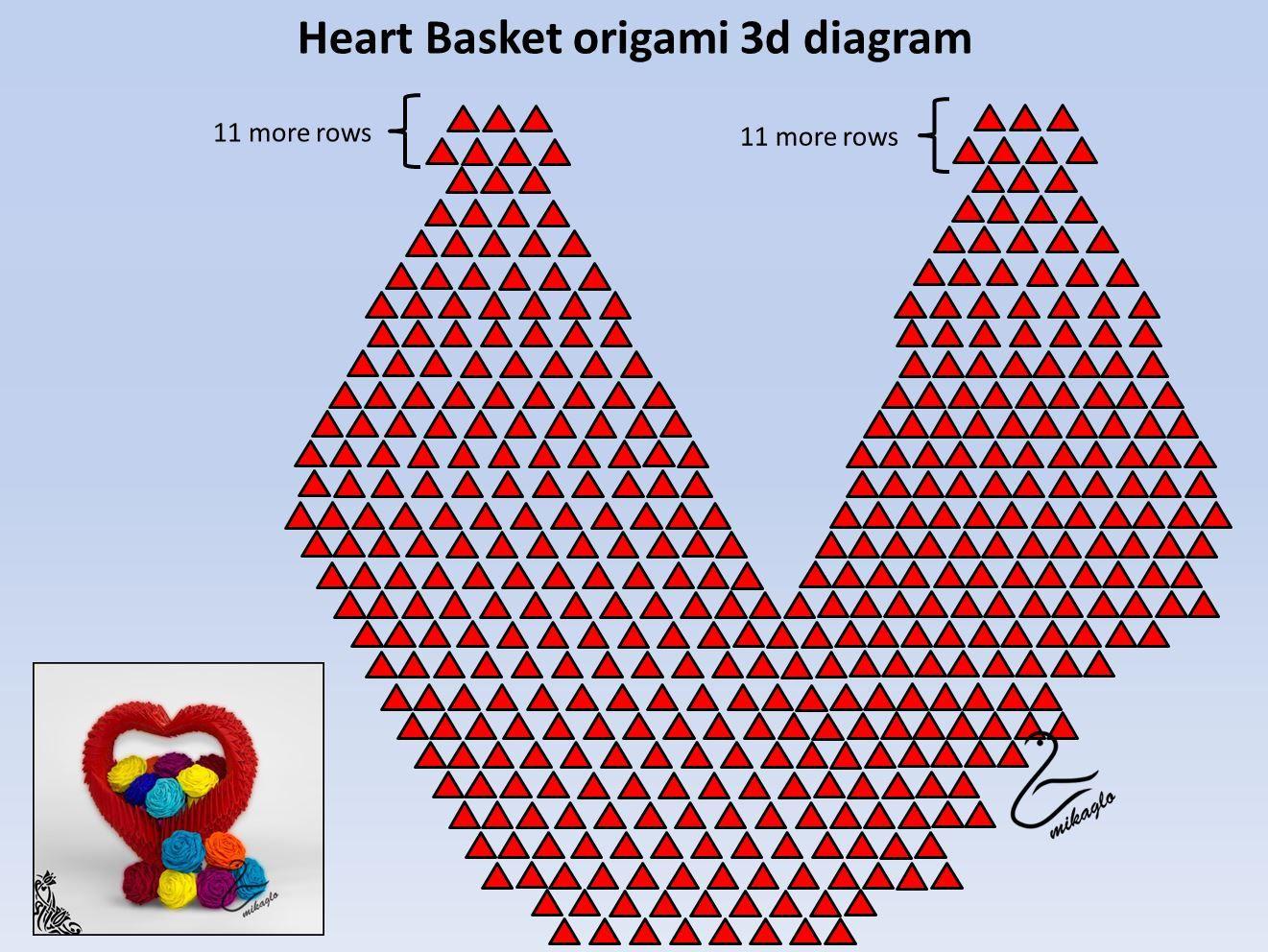 3d origami diagrams free google zoeken [ 1321 x 992 Pixel ]