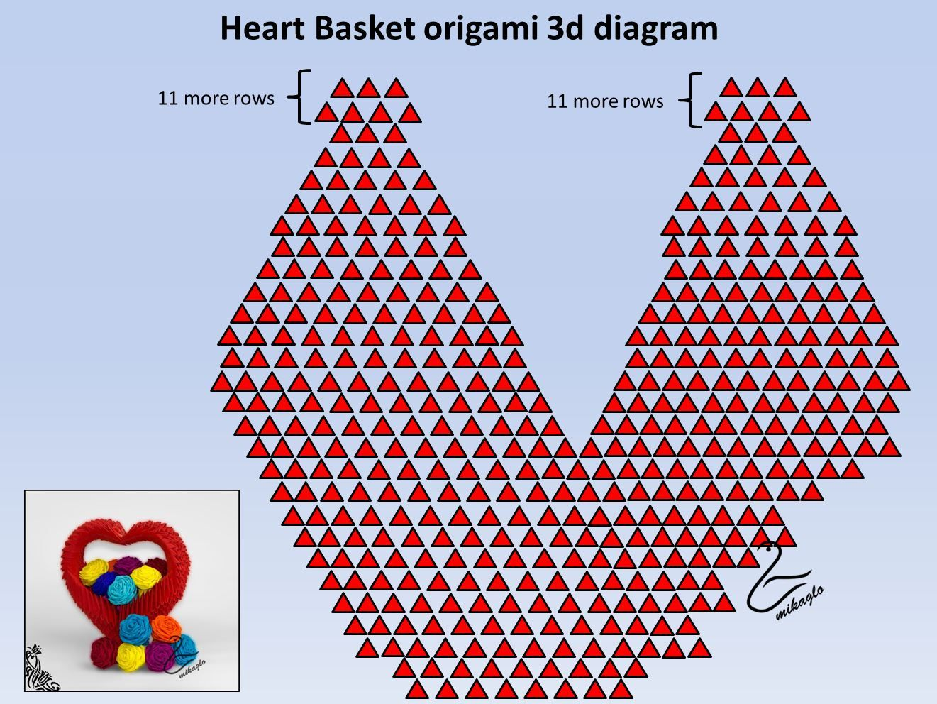 medium resolution of 3d origami diagrams free google zoeken