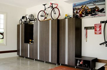 Perfect Garage Space By California Closets Of Indianapolis