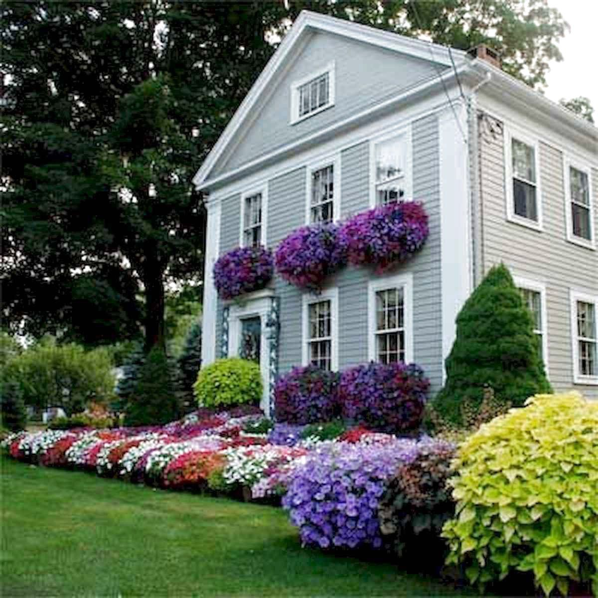 43 Best Front Yard Garden Landscaping Design Ideas And ... on Front Yard Renovation Ideas id=15787
