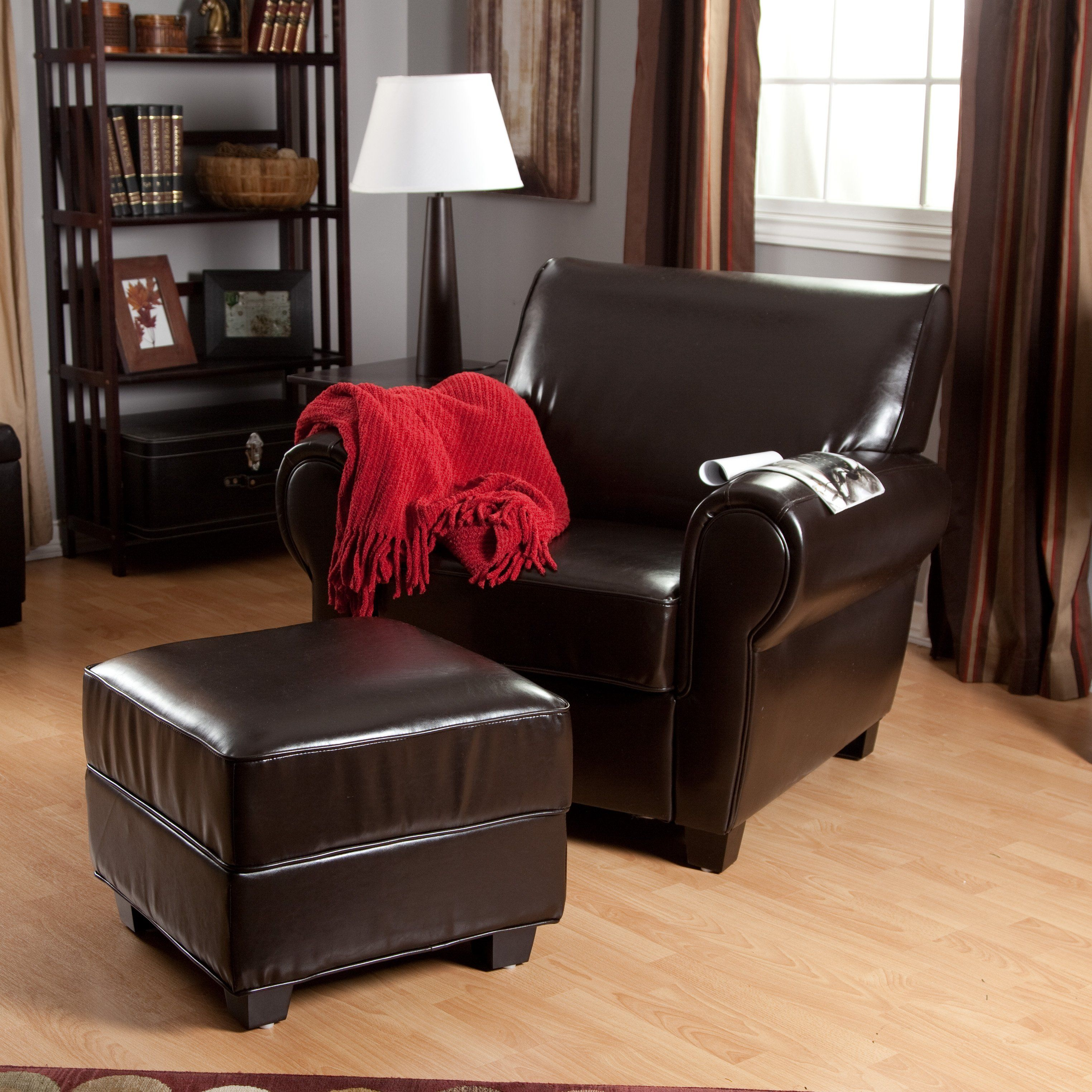 have to have it sonoma brown leather club chair and