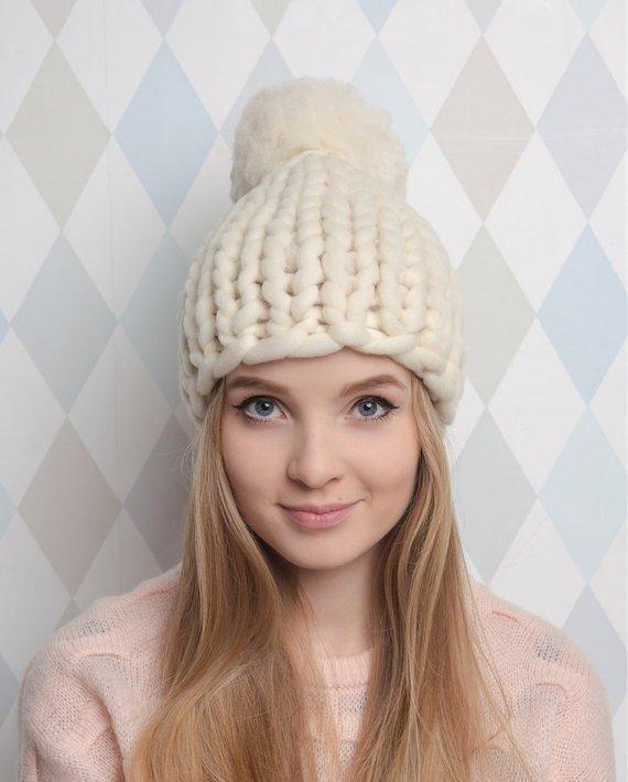 59d127d8b5a Pom Pom Beanie Hat