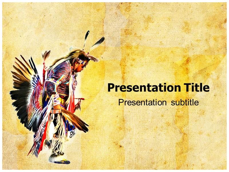 Related Image Native American Project Background Ppt