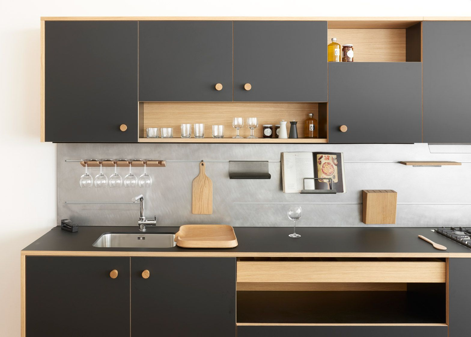 Kitchen Design Companies Classy Jasper Morrison Reveals First Kitchen Design For Schiffini Review
