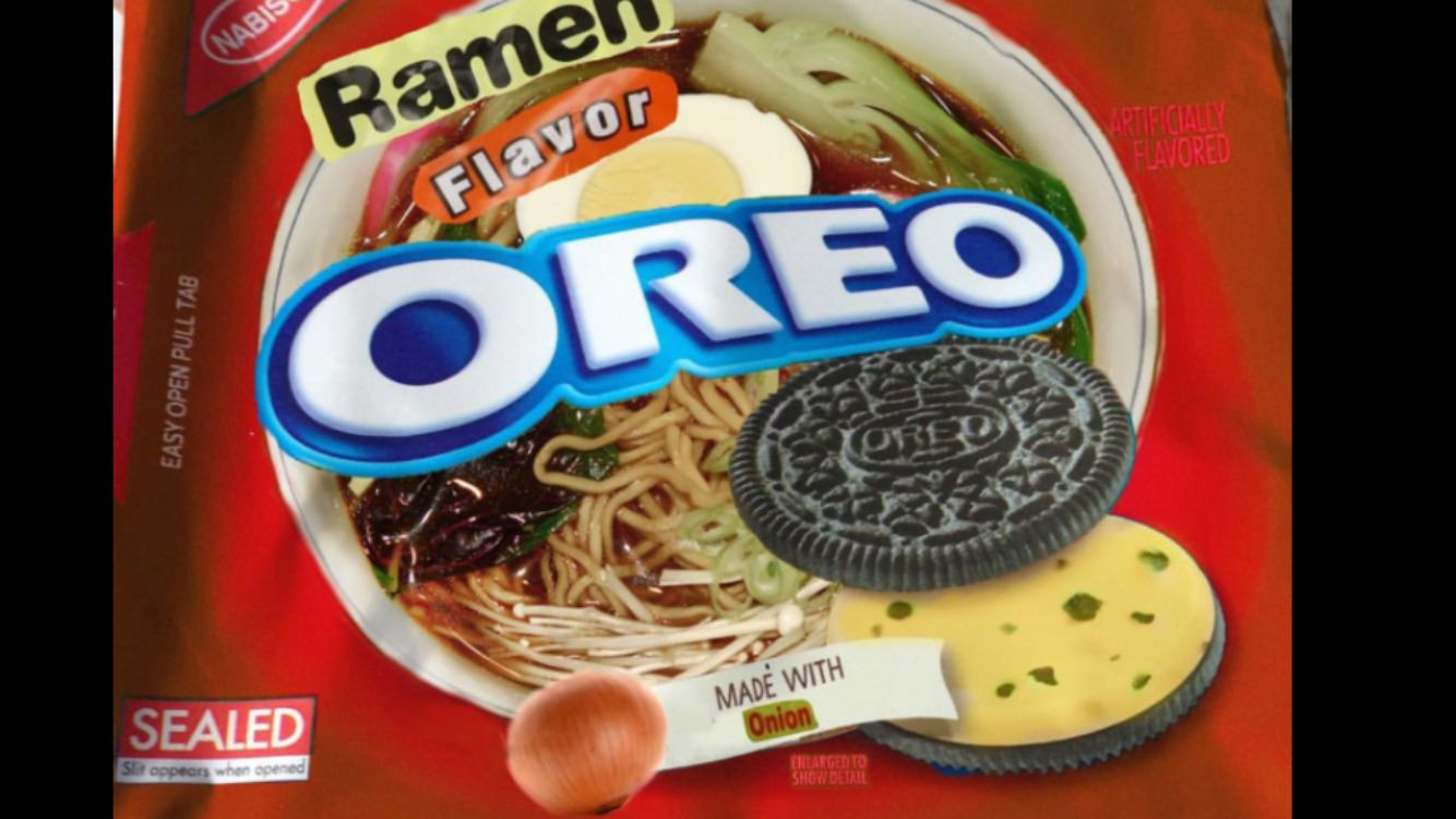 Pin by Debbie Roberts on Wow Oreo flavors, Oreo cookie