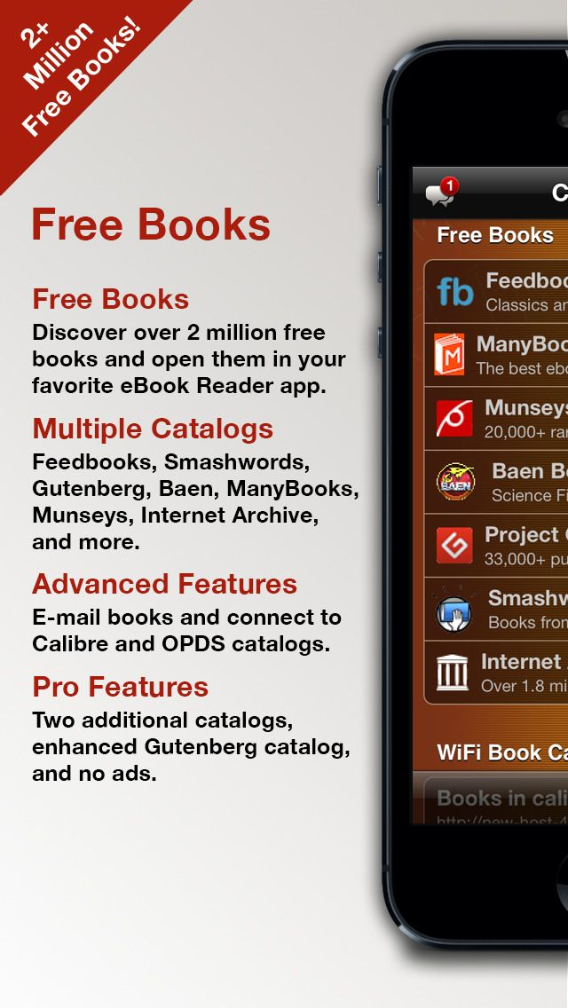 SAVE $0 99: eBook Search Pro - Free books for iBooks and other eBook