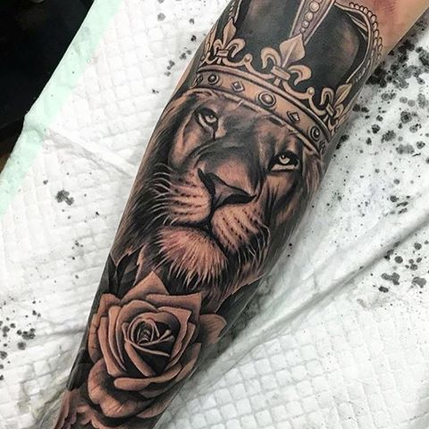 Artisticendeavorsem Morris33 Liontattoo Liontattoos Lionking King Lion Tattoos Legtattoo Legtattoos Lion Forearm Tattoos Tattoos Sleeve Tattoos
