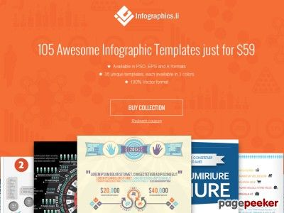 awesome Bundle Of 105 Awesome Infographic Templates Categories - visitor sign in sheet template