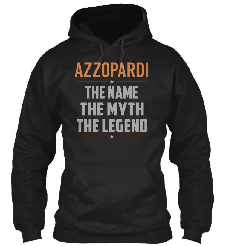 AZZOPARDI - Legend Name Shirts #Azzopardi