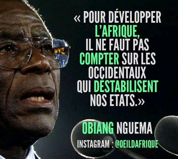 épinglé Sur Citations Hommes Politiques Africains