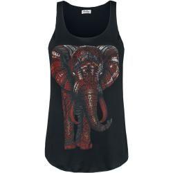 Photo of Innocent Tribal Elephant Top