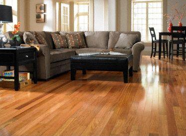 Bellawood 5 16 X 2 1 4 Brazilian Cherry Solid Hardwood Floors Brazilian Cherry Floors Brazilian Cherry Hardwood Flooring