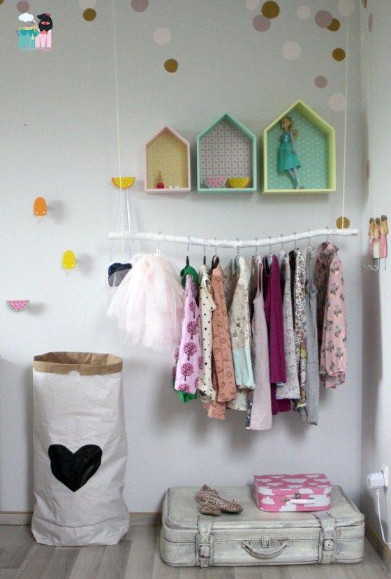 Kinderzimmer Inspiration für Mädche