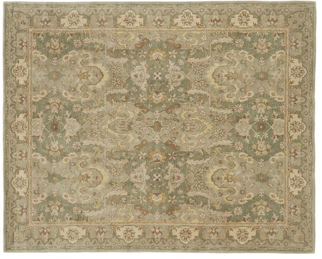 Pottery Barn Thyme Persian Style Rug