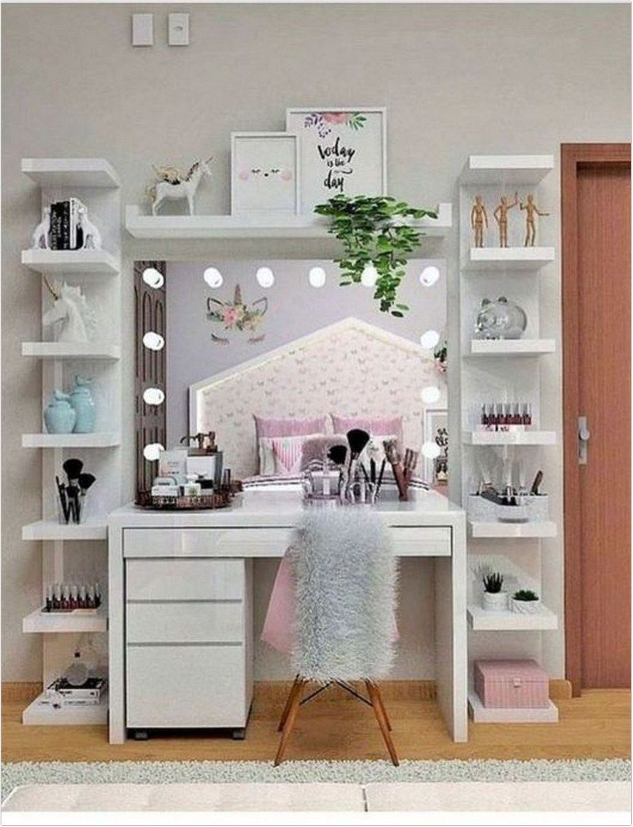 45 Great Teenage Girl Room Decor From Dressing Table To Cute