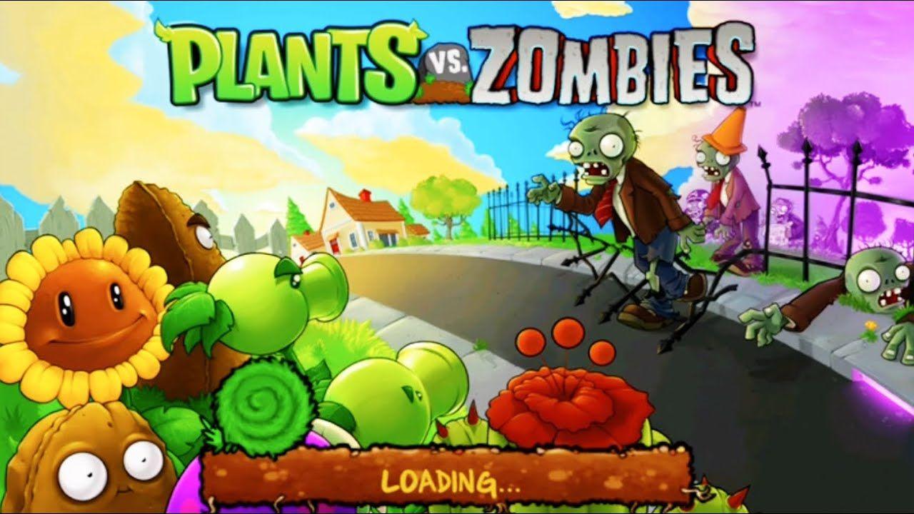 เกมส์พืชปะทะซอมบี้ Plants vs Zombies Ep.7 Zombie, Pflanzen