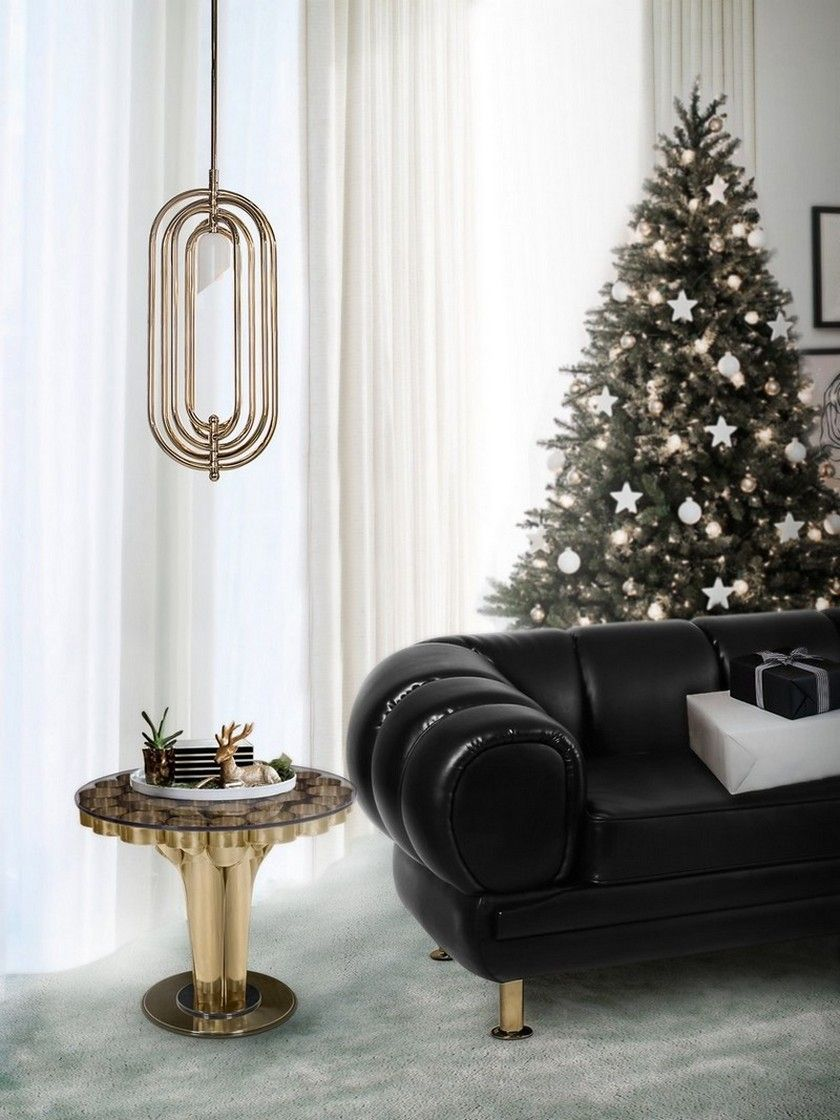 The interior decoration for most wonderful time of year interiordesign homedecor christmasseason christmasdecor luxurydesign curateddesign also rh pinterest
