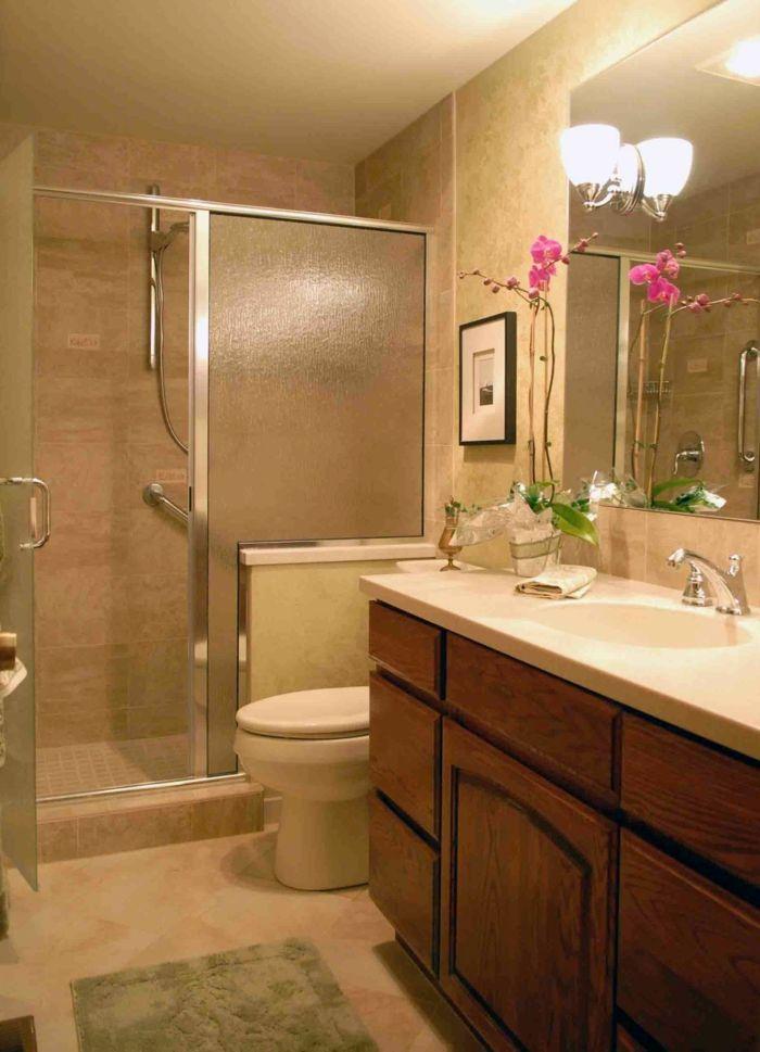 Kleine Badezimmer einrichten - 30 Ideen für ein modernes Bad - badezimmer fliesen beispiele