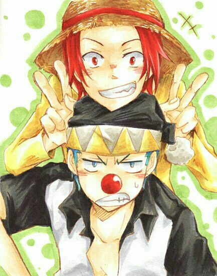 Shanks and Buggy