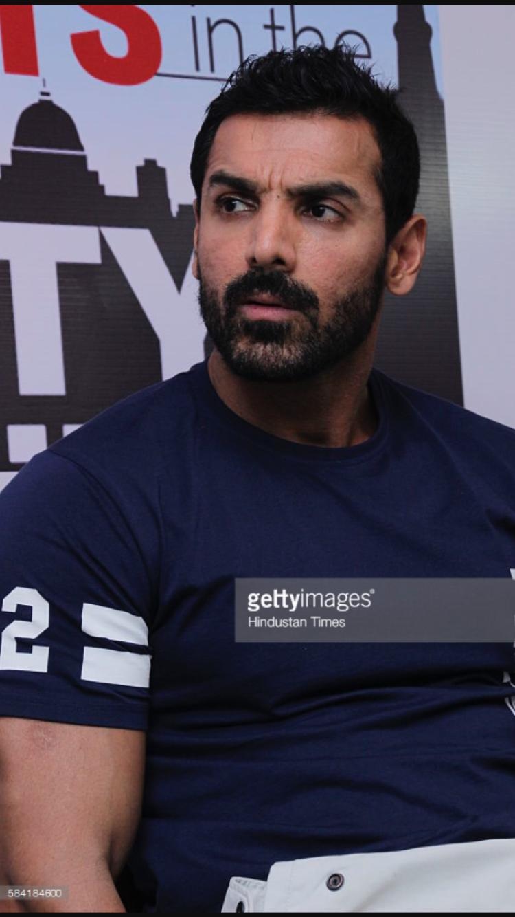Mocho Model: Bollywood actor John Abraham