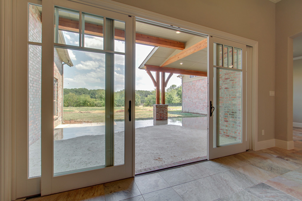 Photo of the interior of a home we just completed building on owner's lot. #DFWHomes #DallasHomes #DreamHome