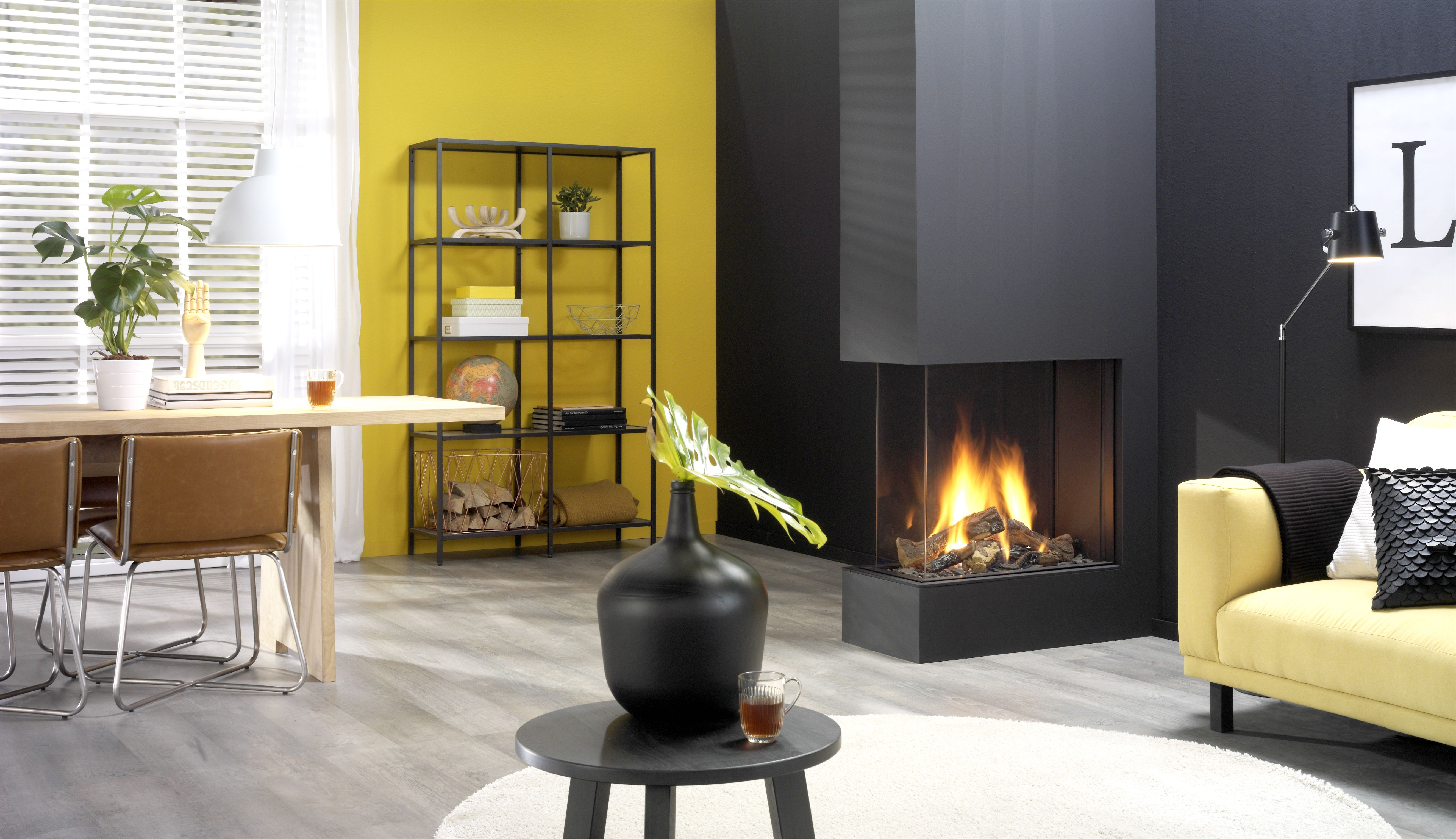 gas fireplace hole x fires products wall xtu metro the sided in