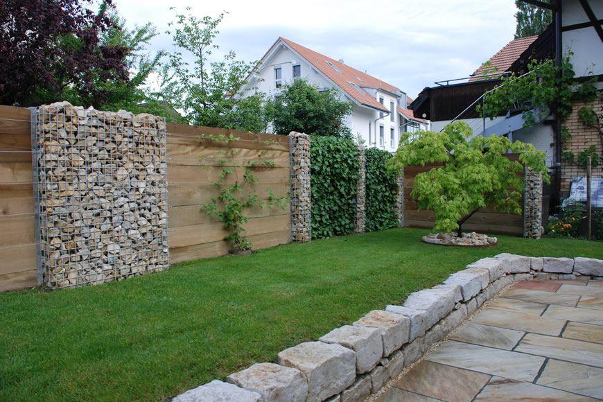 Title Mit Bildern Sichtschutzwand Garten Garten Zaun Garten