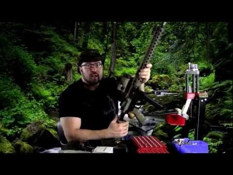 Thoughts On The KAW Valley Precision AR-15 9mm Barrel, BCG