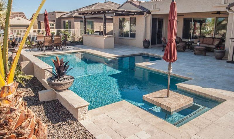 Arizona Royal Landscaping And Design Swimming Pools Pool Ideas