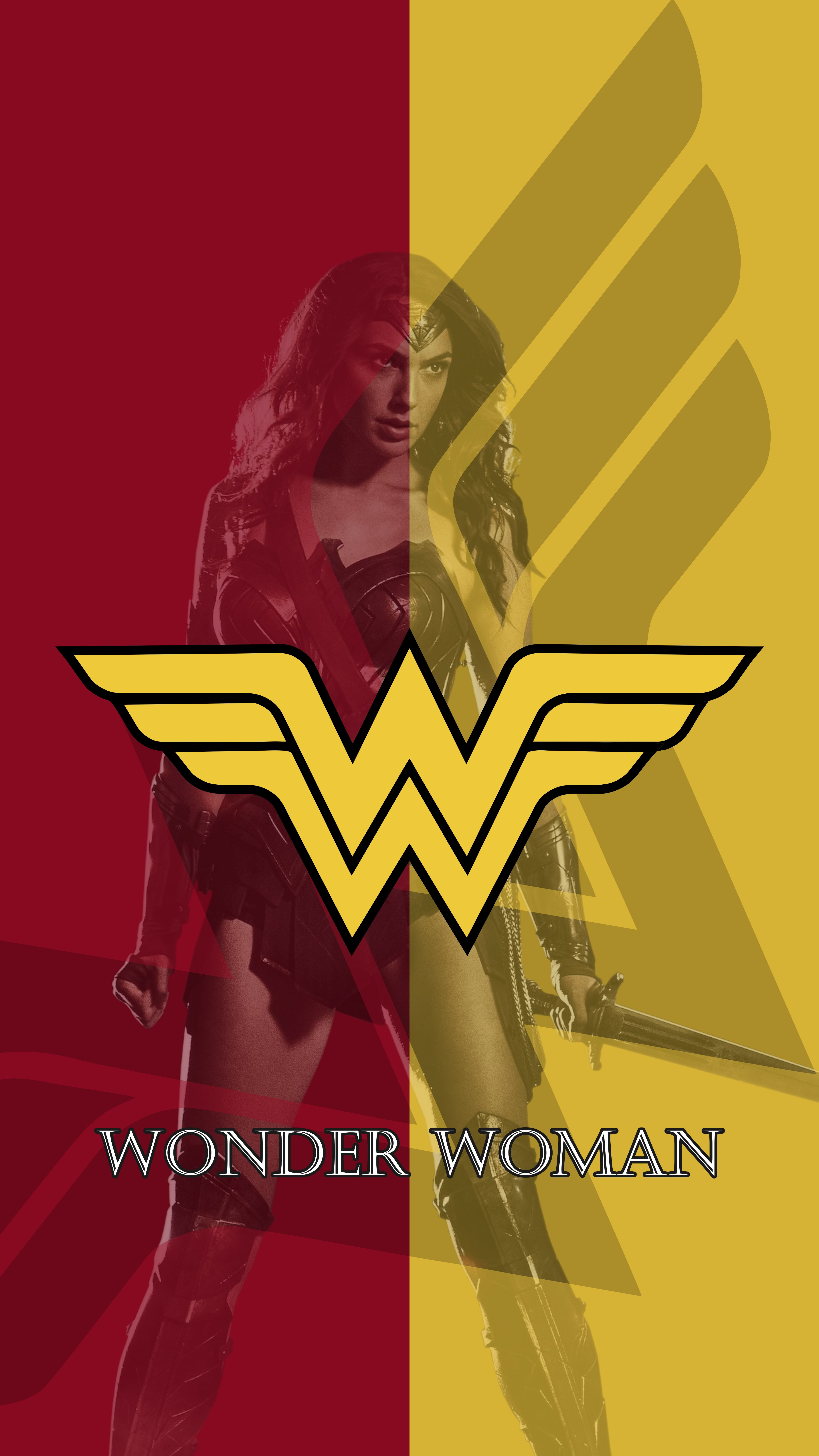 Android/iPhone HD Wallpaper WONDER WOMAN DC DCEU
