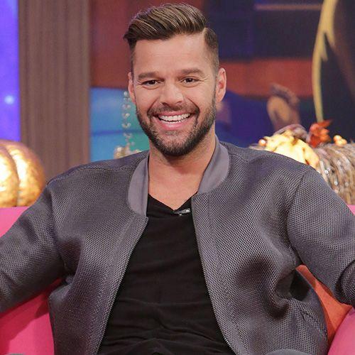 Ricky Martin necesita a alguien que le devuelva a la realidad