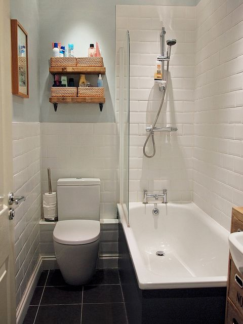 Small Bathroom Ideas That Will Make The Most Of A Tiny Space In 2020 Small Full Bathroom Small Bathroom Remodel Small Bathroom Ideas Uk