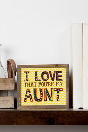 I Love That You\'re My Aunt   Gift Ideas   Pinterest   Aunt and Gift