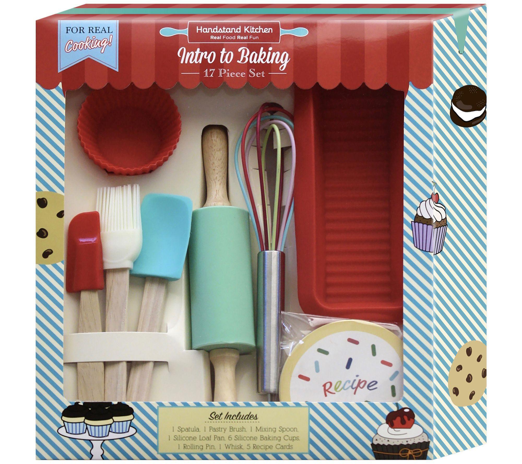 Handstand kitchen intro to baking 17piece set