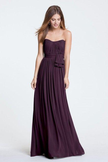 Watters Maids Dress Sally Style 5514 | Watters.com