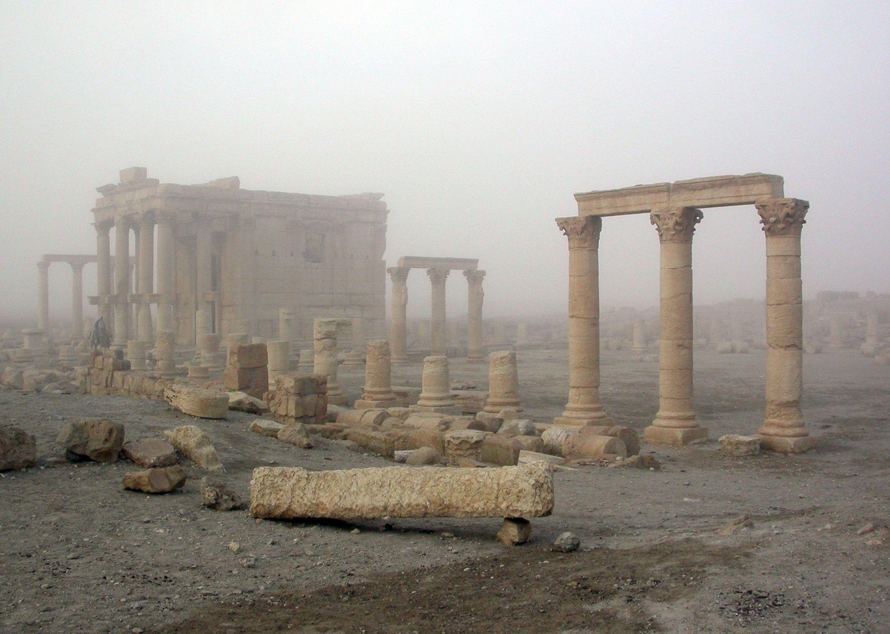 Syrian Heritage Archive Project / Erstellung digitaler