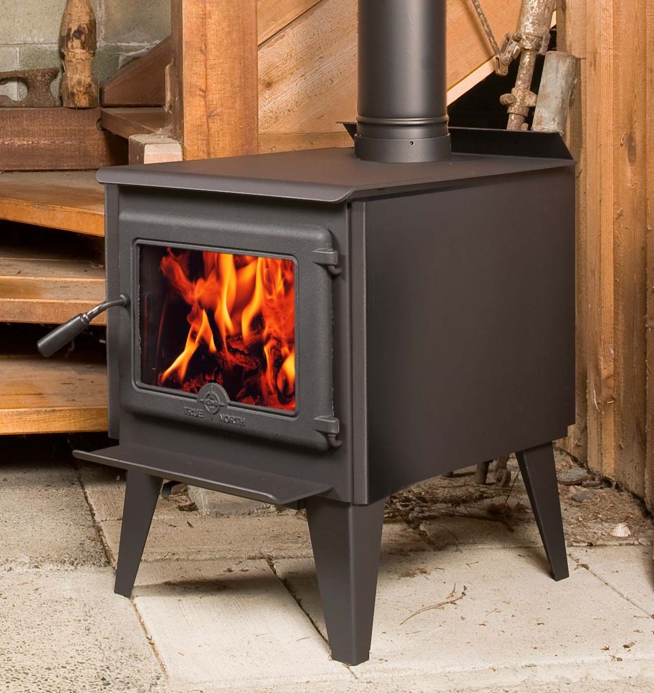 True North TN20 Stoves by Pacific Energy Maine Coast