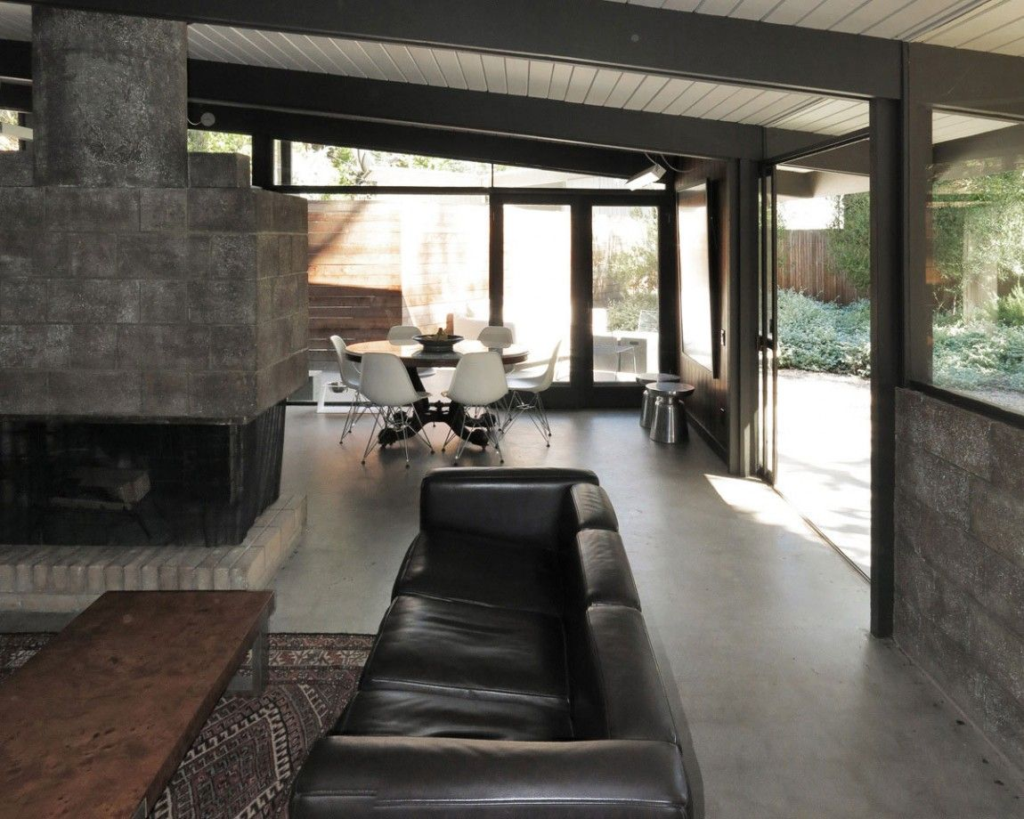 Проектът gelb house от bruce norelius studio artcafe