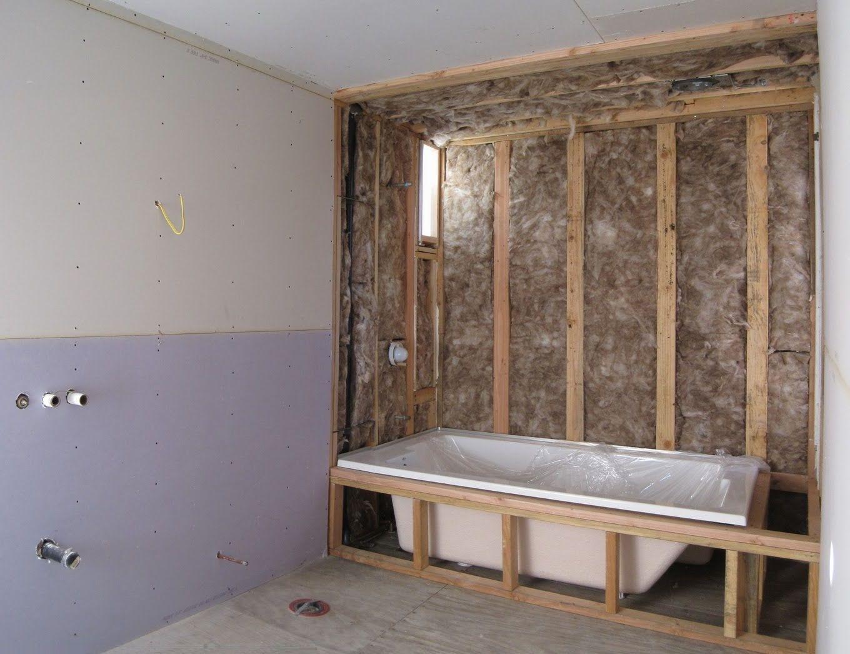 Drywall Primer Bathroom