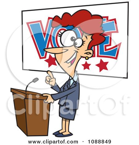 royalty free rf election clipart illustrations vector graphics rh pinterest com