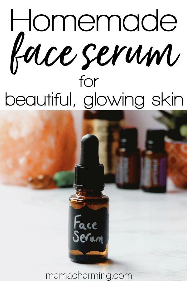 five essential oils for beautiful skin + a really awesome serum - MamaCharming