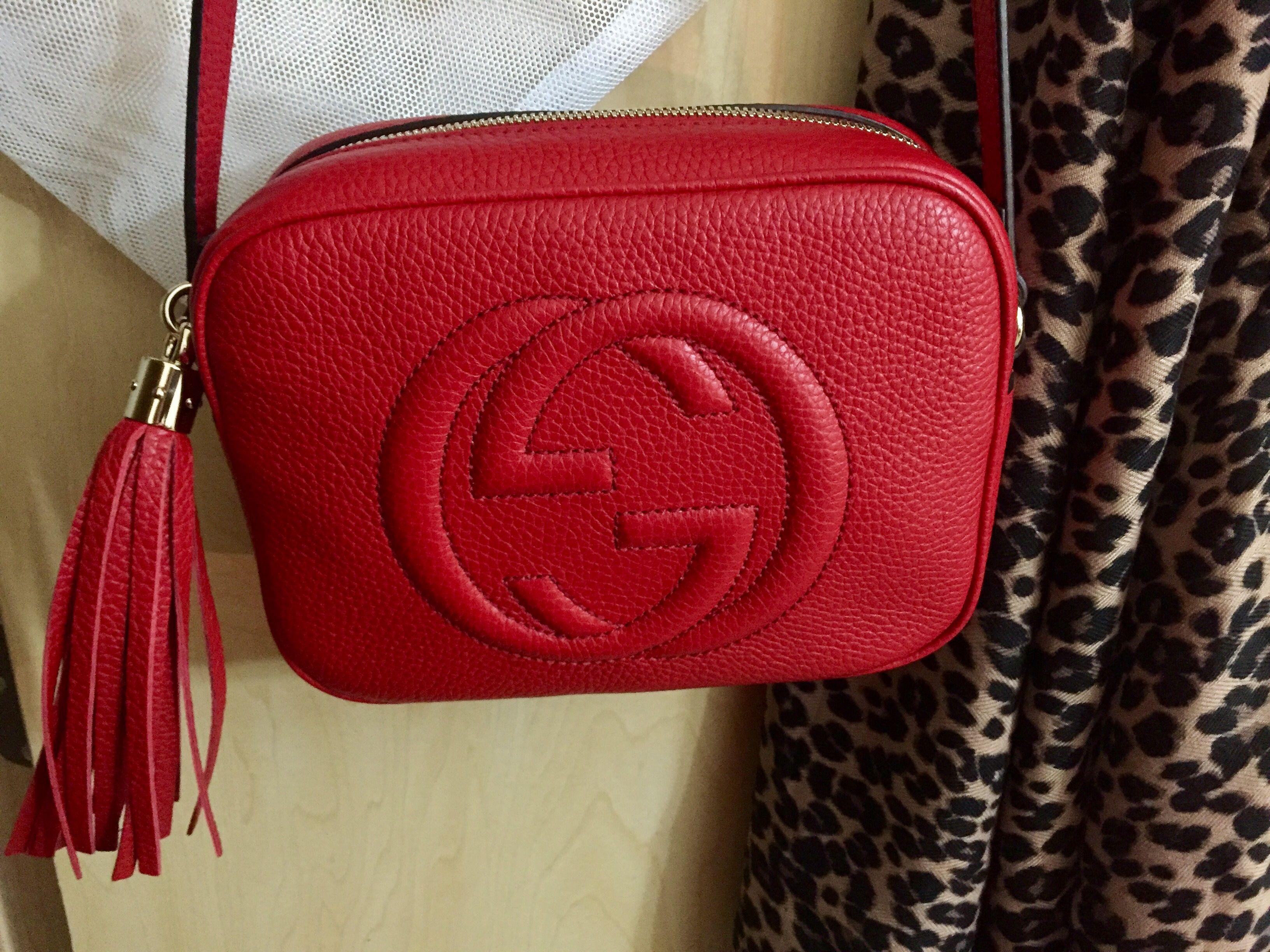 Gucci Soho Small Leather Disco Bag Soho Disco Bag Gucci Soho Bag Bags
