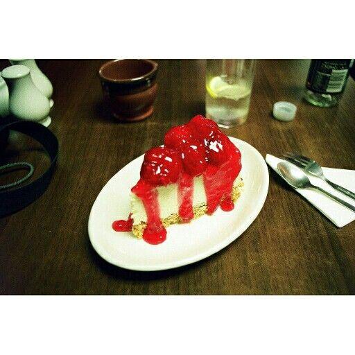 Cheesecake & Strawberry connubio estivo d'eccellenza